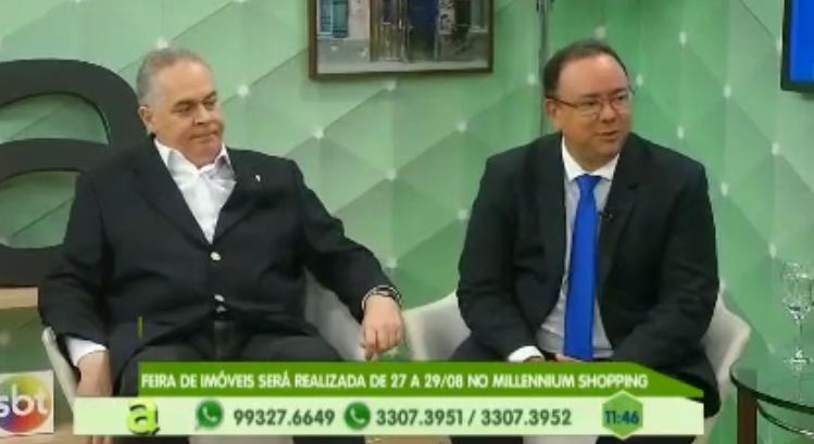 Feira de Imóveis de Manaus – Programa Agora – TV Em Tempo